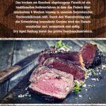 MENDOZA Dry Aged Beef Menü Seite 1